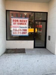 Park Slope Retail For Rent